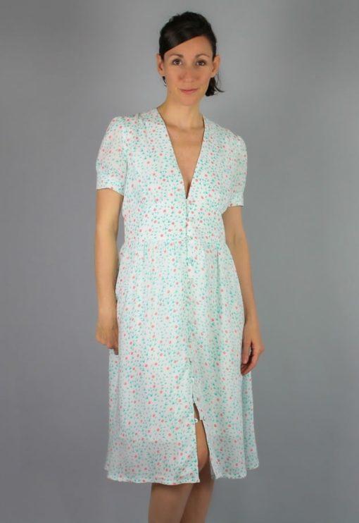 Patron couture Robe Canopée - Mimoi
