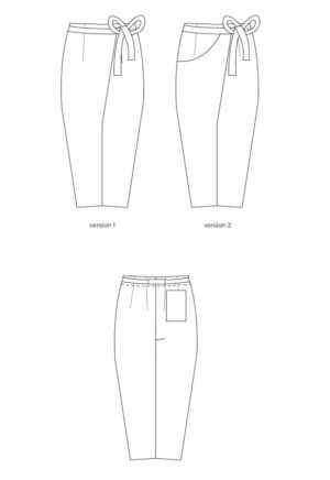 Pantalon Papao - Ready To Sew
