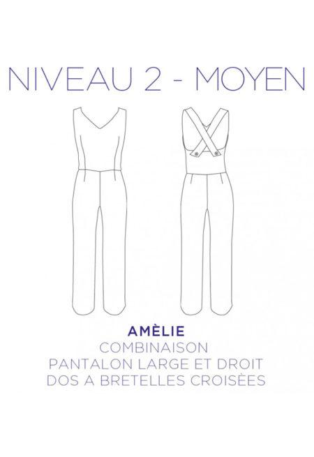 Combinaison Amélie - C'est Moi le Patron