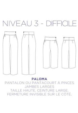 Pantalon Paloma - C'est Moi le Patron