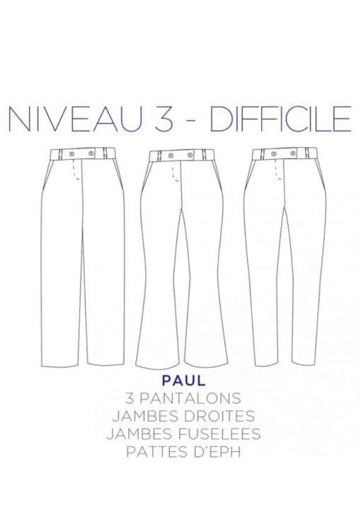 Pantalon Paul - C'est Moi le Patron