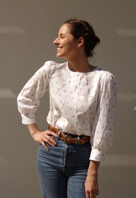Patron blouse Zénith - Maison Fauve