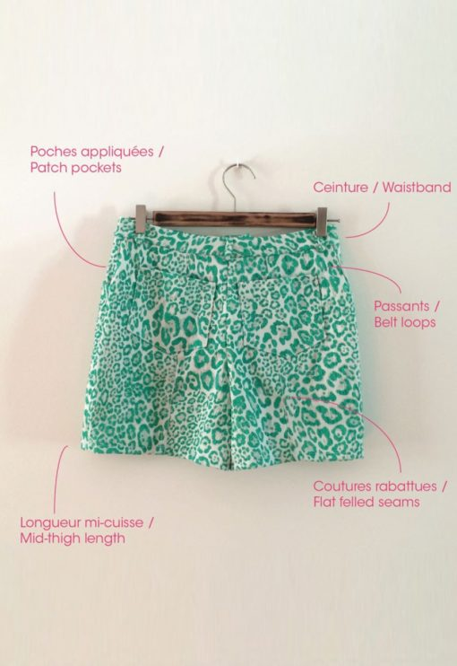 Pantalon Vaulion - Opian