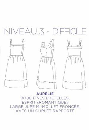 Robe Aurélie - C'est Moi Le Patron