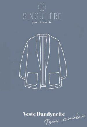 Patron Veste Dandynette - Cousette