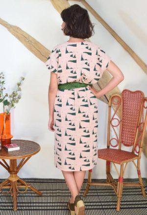 Robe Sandalette - Cousette