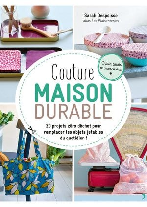 Livre Couture Maison Durable