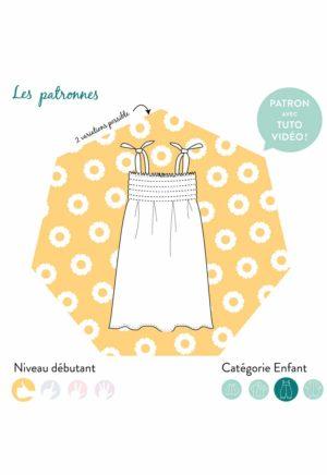 Robe Porquerolles - Les Patronnes