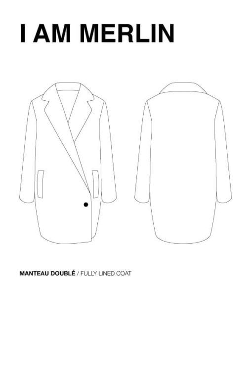 Manteau Merlin - I AM