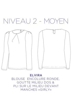Tunique Elvira - C'est Moi Le Patron