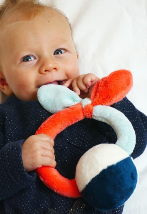 Hochet bébé - Petits d'Om