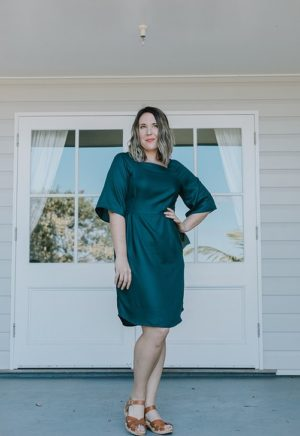 Patron Robe Sycamore - Sew To Grow