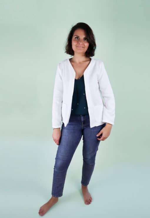 Patron Veste Deauville - Anne Kerdiles